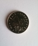 NOUVELLE CALEDONIE - 10 Francs 1986 - Nickel - SUP+++ - (comme Neuve) - New Caledonia