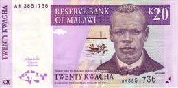 MALAWI   10 Kwacha  Daté Du 1er Juin 2004    Pick 51 A     ***** BILLET  NEUF ***** - Malawi