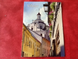 Litouwen  -> Belgique. - Lituanie
