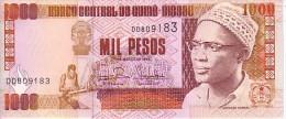 GUINEE BISSAU   1 000 Pesos  Daté Du 1er Mars 1993   Pick 13 B         ***** BILLET  NEUF ***** - Guinea-Bissau