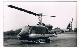HELI-11  ACUSTA-BELL AB 204-B - Helikopters