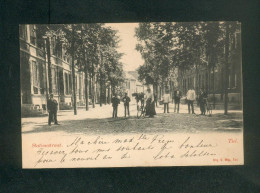 Pays Bas - Tiel - Stationstraat ( Animée D. Wijs ) - Tiel