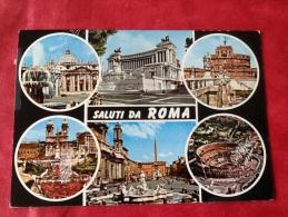Italia Roma Saluti Da Roma - Santé & Hôpitaux