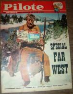 JOURNAL PILOTE ASTERIX 229 1964 SPECIAL FAR WEST PILOTORAMA FORT LALOUETTE WYOMING - Pilote