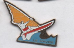 Planche à Voile , Le Havre - Waterski