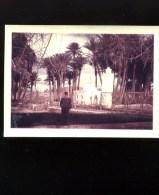 Photographie - Photo Légion étrangère - 1958 - Algérie -  AFN - Djenien Bou Rezg-  Légionnaire Bordj Au Fond - War, Military