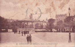 CPA Rochefort-sur-Mer - La Place Colbert (1273) - Rochefort