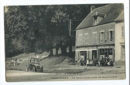 CPA -Dampierre - La Dimi Lune Route De Rambouillet - Dampierre En Yvelines