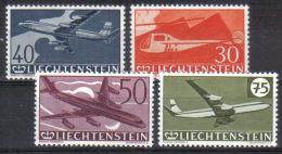 LIECHTENSTEIN  Xx  1960  Serie Mi 391/94   Vedi  Foto ! - Liechtenstein