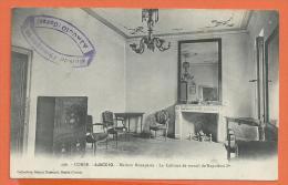 MOL2/469, Corse, Ajaccio, Maison Bonaparte, Napoléon I, 296,  Circulée 1909 - Ajaccio