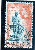 1954 Barbados - O. Nelson - Barbados (1966-...)