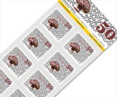 Switzerland 2014 - Mushrooms Souvenir Sheetlet Mnh - Pilze
