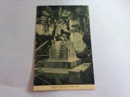 CARRARA - Monumento A Pietro Tacca - Cartolina FP NV - Carrara
