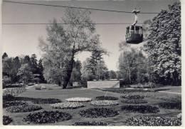 Zürich - 1.  Schweiz.  Gartenbau-ausstellung  1959, Seilbahn, Funicolare - ZH Zurich