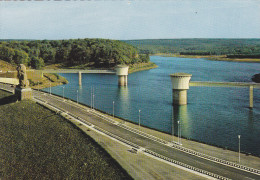 BELGIQUE,barrage De La GILEPPE,1 Des Plus Ancien D´europe Construit Entre 1869 Et 1878,réhaussé En 1971,rare - Gileppe (Barrage)