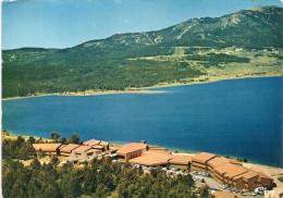 Cpm MATERMALE Pyr.orient, Vue Aérienne, Village Vacances EDF, Le Lac      (32.15) - France