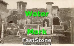 Pompei - Cartolina Antica CASA DI MARCO LUCREZIO - G46 - Archéologie