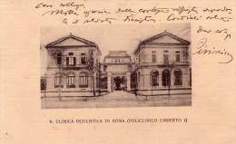ROMA , Clinica Oculistica ,  Politecnico Umberto I   * - Santé & Hôpitaux
