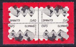 1973-Brasilien-Mi 1382-1385 (**) - Nuovi