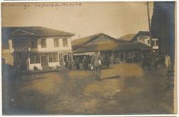 Real Photo Mitrovica La Place Du Marché Market Place - Kosovo