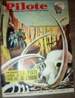 JOURNAL PILOTE ASTERIX 263 1964 TIGER JOE LA PISTE DE L IVOIRE PILOTORAMA LA MAISON DU ROY - Pilote