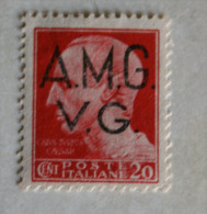 ITALALIA 1945 TRIESTE VENEZIA GIULIA USATO - Trieste