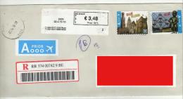 Belgium / Letters / Covers - Brieven En Documenten