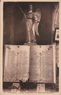 CPA 50 VALOGNES ,Monument Aux Morts. - Valognes