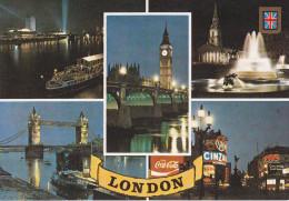 Ph-CPM Angleterre London (London) Greetings From London - London