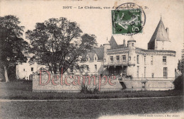 AISNE (02) -  Moy - Le Château - Vue D'ensemble - France