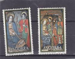 Andorra Española Nº 120 Al 121 - Nuevos