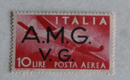 ITALIA 1945 TRIESTE VENEZIA GIULIA, POSTA AEREA USATO - Trieste