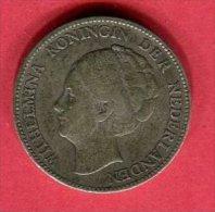 1 GULDEN 1923 TB+ 10 - 1 Florín Holandés (Gulden)