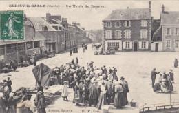 50 Cerisy-la-salle_(Manche)_  La Vente Du Beurre - Autres Communes