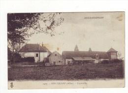 Cpa   Montoldre  Laqueville - France