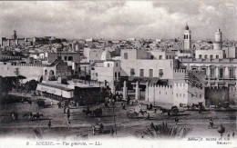 Sousse - Tunesien - Vue Génerale - Tunesien