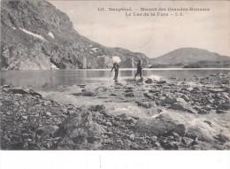 Carte Postale Ancienne - Alpinisme - Dauphiné - Massif Des Grandes Rousses - Le Lac De La Fare - Alpinisme