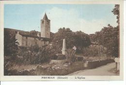 PREMIAN - L'EGLISE - France