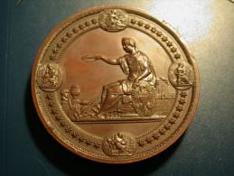 International Exhibition Philadelphia - Awarded By United States Centennial Commission - 1876 - Estados Unidos
