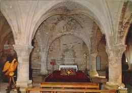 CPM 59 - Les Rues Des Vignes - Abbaye De Vaucelles - Salle Des Moines - France