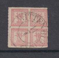 1864    MICHEL  Nº  5b - Mecklenburg-Schwerin