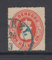 1862   MICHEL  Nº  16 - Oldenburg