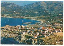 CPM FRANCE 20 CORSE SANT'AMBROGIO - Vue Générale Aérienne - Le Port - 1979 - France