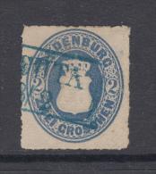 1862   MICHEL  Nº  18 - Oldenburg