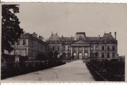Carte Postale Photo LUNEVILLE (Meurthe Et Moselle)  Allée Du Château - VOIR 2 SCANS - - Luneville