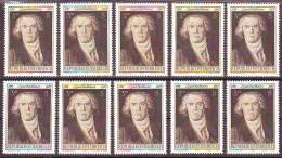 1189q: Österreich 1970 Ludwig Van Beethoven 10 ** Ausgaben - Musique