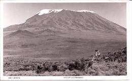 TANZANIE  TANGANYIKA     Mount KILILANJARO - Tanzania