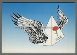 T2496 Politica PARTITO SOCIALISTA CONGRESSO NAZIONALE DEL PSI 1989 PIRAMIDE FILIPPO PANSECA (m) - Political Parties & Elections