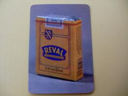 Tobacco/ Tabac/ Cigars/ Cigarettes/ Cigarrillos Reval Portuguese Pocket Calendar 1988 - Klein Formaat: 1981-90