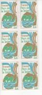 1975 - Pays De La Loire  - Bloc De 6 Timbres N° 1849 - France